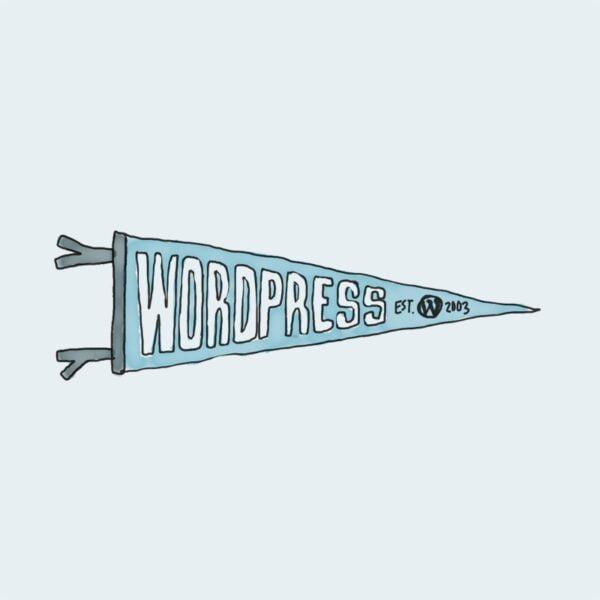 WordPress Pennant 1